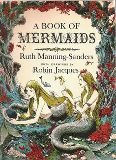 Ember Willowtree: A Book of Mermaids, historias de sirenas de la cultura popular
