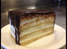 Boston Cream Pie. America's best regional desserts: http://huff.to/Ihf41G