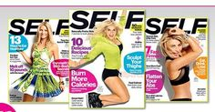 #Free one year subscription to Self #Magazine