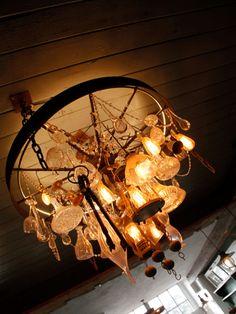 45 Best Upcycling Images Lighting Lighting Uk Hanging Lights