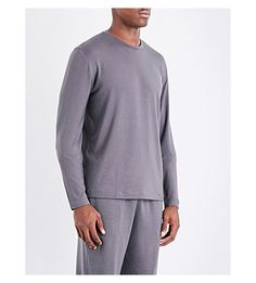 POLO RALPH LAUREN Stretch-jersey pyjama shorts. #poloralphlauren #cloth #