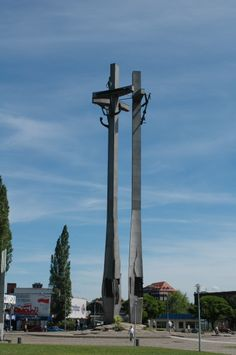 Sculpture in Gdansk, Poland.