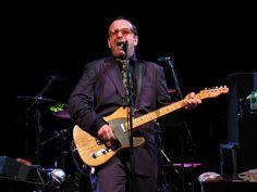 Elvis Costello's Summer Tour 2017