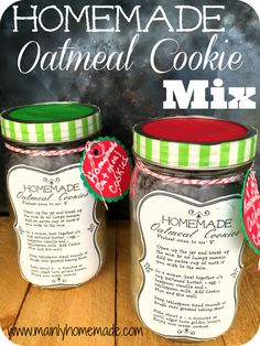 Homemade oatmeal coo