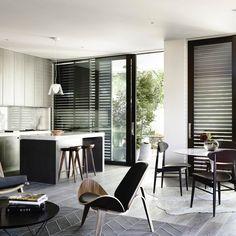 StyleAndMinimalism   Interiors   Bayside Residence by Robert Mills Architects & Interior Designers