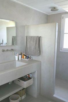 70 Cozy Eclectic Greek Bathroom Decor Ideas #bathroom #Cozy #decor #Eclectic ##bathroom#modern