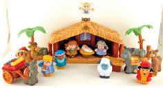 Fisher Price Little People Nativity Set Only $21.50 + Free Ship to Store - http://www.livingrichwithcoupons.com/2013/11/fisher-price-little-people-nativity-set-only-21-50-free-ship-to-store.html