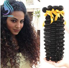 On Sell Hair Products Brazilian Virgin Hair 7A Unprocessed 3PCS Brazilian Hair Extension Human Hair Weave Bundles