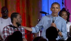 Kendrick Lamar Praised By President Barack Obama: 'Breaking New Ground,' 'Doing Amazing Work'