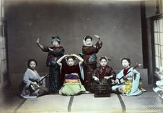 Image detail for -Old Photos of Japan ~ Damn Cool Pictures Photo Japon, Japan Photo, Meiji Era, Rare Images, Vintage Japanese, Japanese Style, Japanese Things, Japanese Beauty, Color Photography