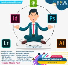Social Media Posts Social Media Posts Animated T-shirt Designing Flyers Brochures Magazine Visiting Cards Logo Website & all Graphic Designing related work... Reach Us or What's app: +91-7454870714 📩for inquire - 𝐢𝐧𝐟𝐨@𝐬𝐨𝐮𝐥𝐠𝐫𝐚𝐩𝐡𝐢𝐨.𝐜𝐨𝐦 Design Social, Graphic Design Services, Logo Label, Animation, Brochures, Flyers, Colorful Backgrounds, Social Media, Posters