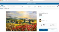 ". . Artwork ""Toscana. Italy"" by Artist Diana Malivani has just been sold online to an art collector in Austria . #artistdianamalivani #artist_diana_malivani #gwrartgallery #gwr_art_gallery #художник_диана_маливани . #paysage #paysages #instapaysage #landschaft #landschaften #landschaftsfoto #landschaftfotografie #ландшафт #landscapeoilpainting #paesaggio #paisaje #landschap #peyzaj #пейзажист #paisagem #paysagiste #paysagistes #landschaftsmalerei #картинапейзаж #пейзажмаслом… Toscana Italy, Austria, Diana, Art Gallery, Landscape, Artist, Artwork, Instagram, Paisajes"