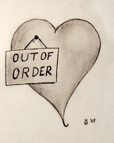 My heart is like the one in the picture right now. I hate to say this is how I feel in my current relationship. Love Hurts, My Love, Be My Hero, Anti Valentines Day, Valentine Messages, Sad Drawings, Now Quotes, My Demons, Heart Quotes