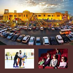 Al Shaab Village is a Shopping Mall in Sharjah with more than 250+ Stores,Ice Skating,Billiard Hall, Amusement Park, Cafes, Restaurants, Super Market and Cinema.  ..
