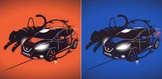 Very Imaginative Illustration by Elia Colombo – Fubiz Media