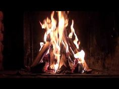 Christmas Fireplace Full HD 1080p - Relax - Enjoy - Chill (with sound)