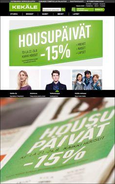 Kekäleen taktista mainontaa. www.fabrik.fi