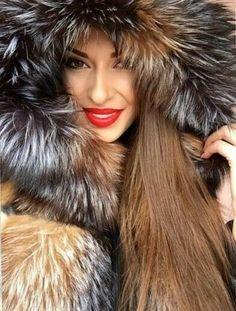 Long Hair and Fur
