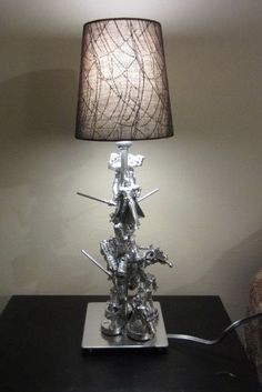 Action Figure Toy Lamp  Star Wars edition on Etsy, $89.00