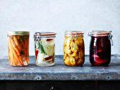 Gemüse fermentieren einlegen einmachen rezepte