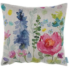 Buy bluebellgray Tetbury Charlie Cushion, L45 x W45cm from our Cushions range at John Lewis. Free Delivery on orders over £50.