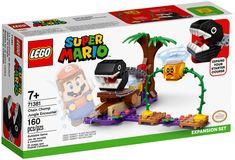 Lego Mario, Lego Super Mario, Super Mario Bros, Mario Toys, Lego Sets, Chain Chomp, Construction Lego, Shop Lego, Digital Coin