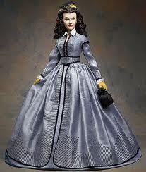 Scarlett O'hara Barbie --  Shanty Town