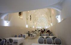 Restaurante La Capilla, Hotel Puerta del Camino, Pamplona, España