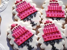 Gorgeous!  by Cupcakes and Corset