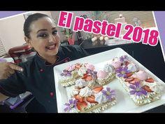 Pastel de números Tendencia 2018 CookieCake - YouTube