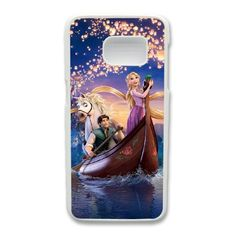 Tangled Phone Cover Case For Samsung Galaxy S7 Edge Cell Phone White CGD204497 -- Awesome products selected by Anna Churchill