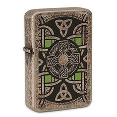 Celtic Irish Knotwork Lighter