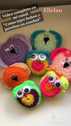 Crochet Bee, Kawaii Crochet, Crochet Quilt, Crochet Gifts, Crochet Motif, Crochet Flower Patterns, Crochet Stitches Patterns, Knitting Patterns, Beginner Crochet Tutorial