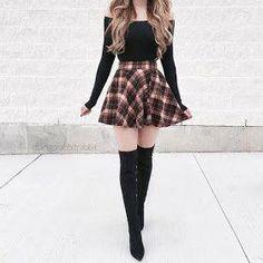 New Clothes Spring Dresses Sweaters Ideas Urban Fashion, Teen Fashion, Fashion Outfits, Jackets Fashion, Teen Outfits, Fashion Top, Gothic Fashion, Womens Fashion, Fashion Trends