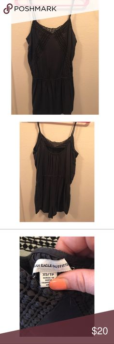 AMERICAN EAGLE ROMPER Barely ever work American Eagle romper! Other