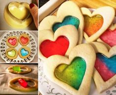 Stained Glass Sugar Cookies Video Tutorial