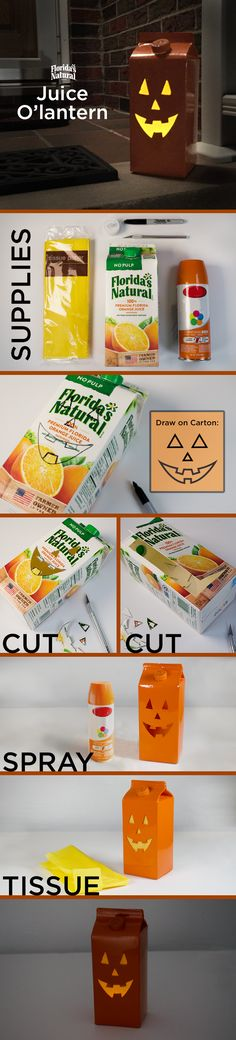 Time to add this easy and kid-friendly craft to your Halloween traditions!