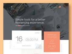 Quick tools for freelancing by Goutham #Design Popular #Dribbble #shots