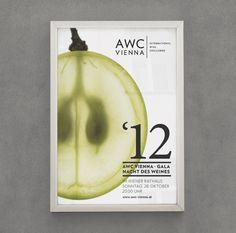 AWC VIENNA CORPORATE DESIGN - SEITE ZWEI - Bureau für Design