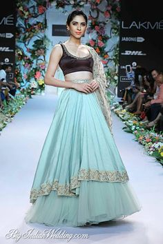Shyamal & Bhumika lehenga collection