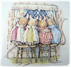 Jill Barklem (born 1951) is a British writer and illustrator of children's books. Her most famous work is the Brambly Hedge series, published from 1980.