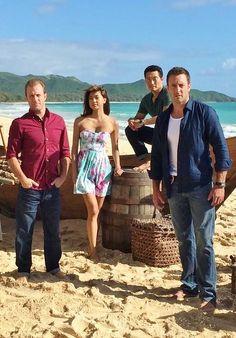 ♥♥♥ TV Guide photoshoot Hawaii Five-0 - Sept 2014