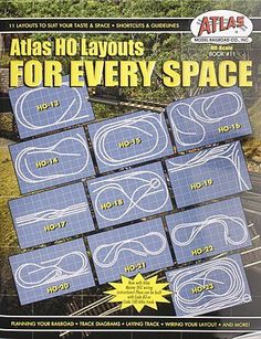 HO Layouts For Every Space                                                                                                                                                                                 More