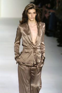 Calvin Klein at New York Fashion Week Fall 2004 - Runway Photos