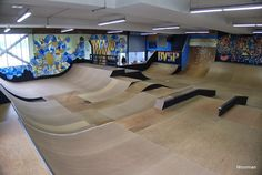 Bellevue Indoor Skatepark