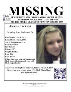 2016 MISSING PEOPLE PICS - Google Search