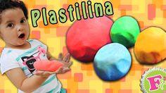 Haz la MEJOR PLASTILINA casera tipo PLAY DOH (sin estufa)