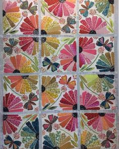 Garden Party Quilt Pattern By Laura Heine