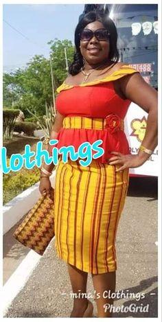 Kente Styles, White Dress, Clothes, Dresses, African Fashion, African, African Women, African Dress, Outfits