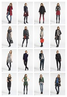 The new Karen Millen autumn / winter 2013 look book phase 1 (inside), rebranded by October Sun. Pose Reference Photo, Drawing Reference Poses, Poses For Photos, Photo Poses, Portrait Photography Poses, Figure Poses, Standing Poses, Posing Guide, Art Poses